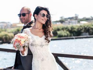 Le nozze di Nunzia e Samuele