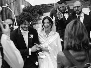 Le nozze di Chicca e Giovanni