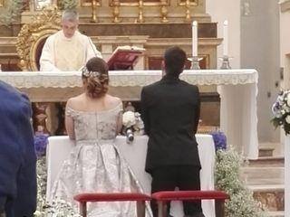Le nozze di Maria e Dario 3