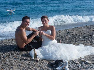 Le nozze di Santina e Daniele
