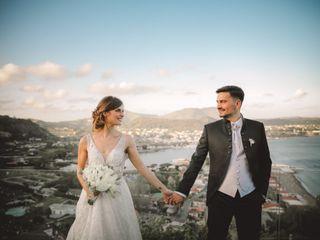 Le nozze di Rosy e Vincenzo