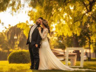 Le nozze di Laura e Sergio