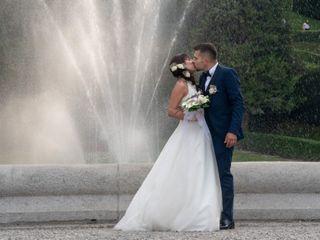 Le nozze di Vanessa e George