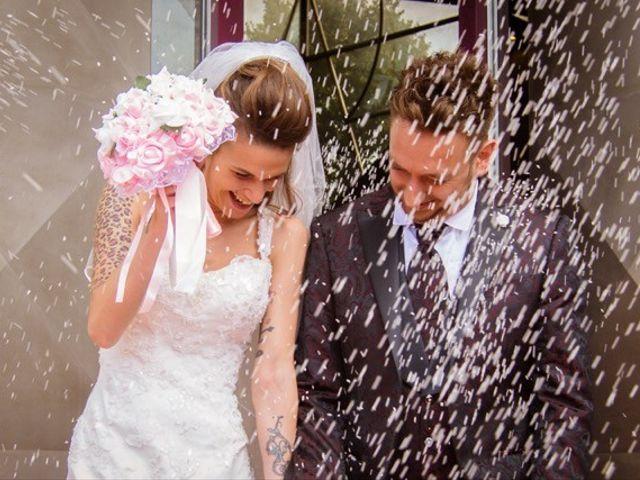 Il matrimonio di Stefano e Angela a Prato, Prato 1
