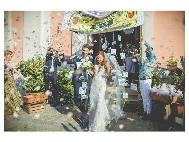 Il matrimonio di Enrico e Benedetta a Cesenatico, Forlì-Cesena 25