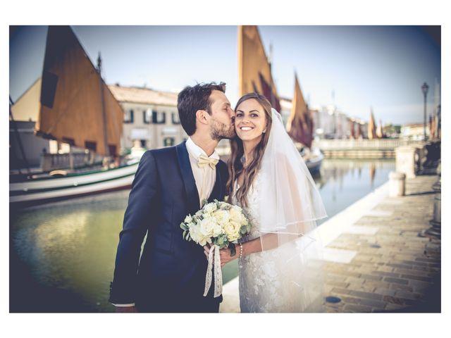 Il matrimonio di Enrico e Benedetta a Cesenatico, Forlì-Cesena 27