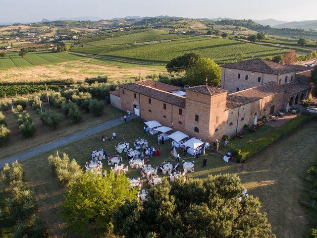 Il matrimonio di Enrico e Benedetta a Cesenatico, Forlì-Cesena 47