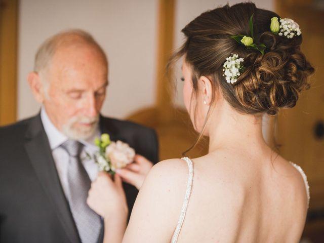Il matrimonio di Simone e Gilda a Transacqua, Trento 6