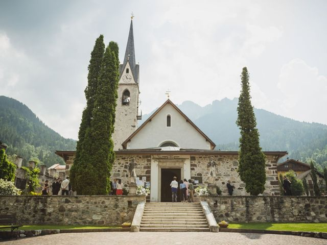 Il matrimonio di Simone e Gilda a Transacqua, Trento 8