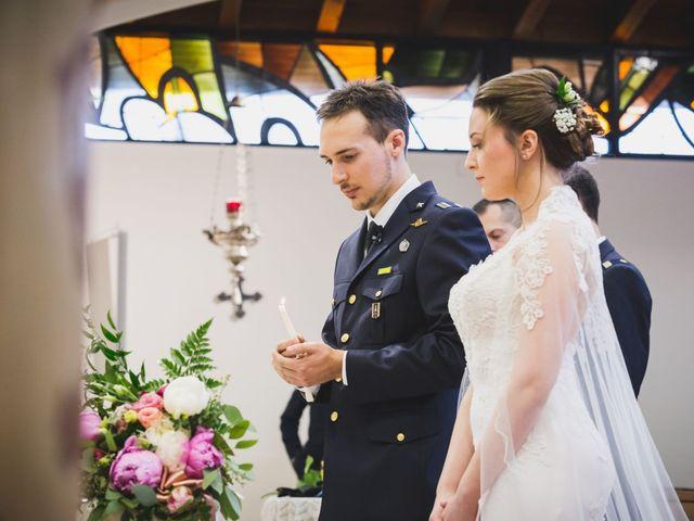 Il matrimonio di Simone e Gilda a Transacqua, Trento 10
