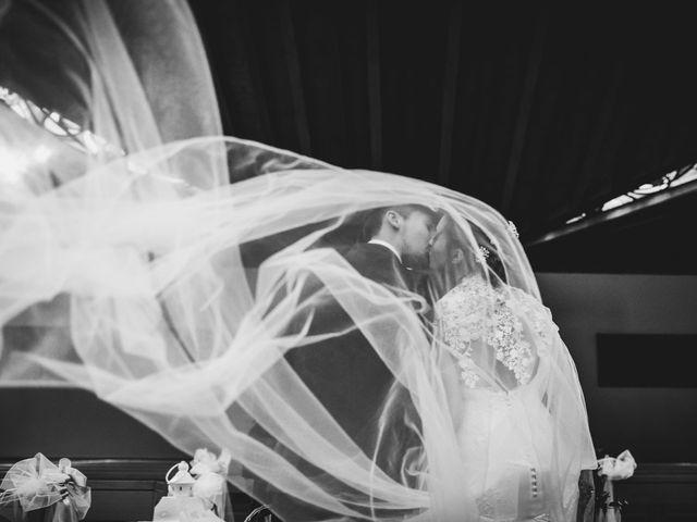 Il matrimonio di Simone e Gilda a Transacqua, Trento 15
