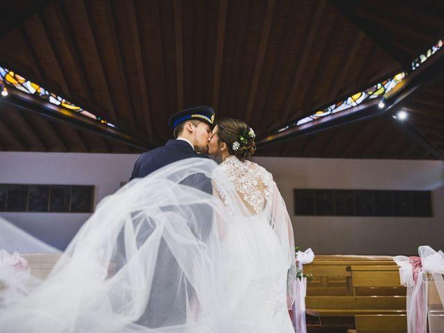 Il matrimonio di Simone e Gilda a Transacqua, Trento 16