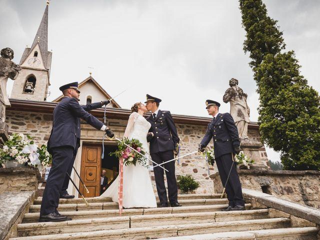 Il matrimonio di Simone e Gilda a Transacqua, Trento 17
