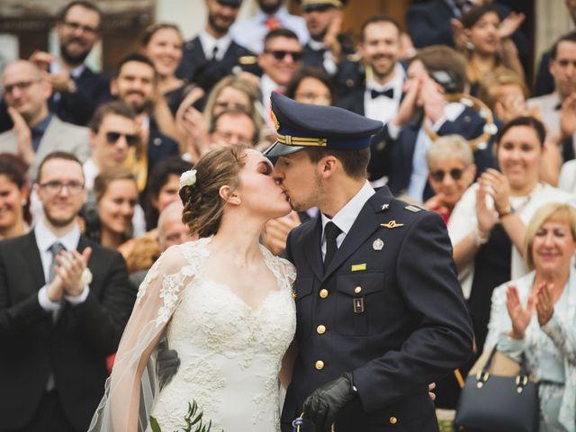 Il matrimonio di Simone e Gilda a Transacqua, Trento 18