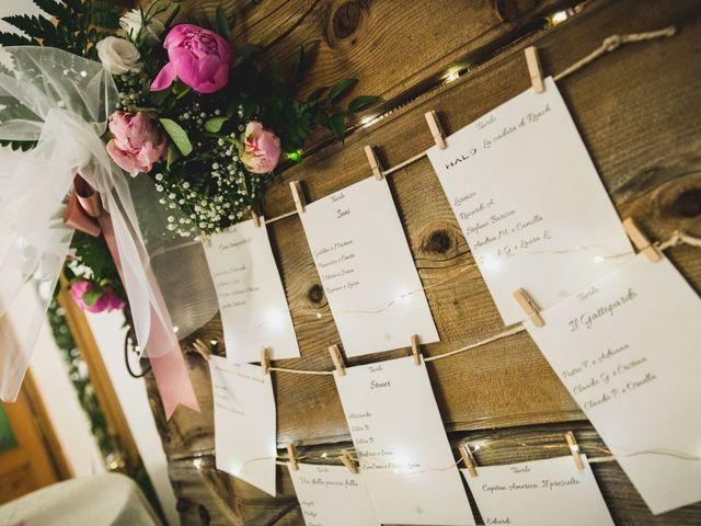 Il matrimonio di Simone e Gilda a Transacqua, Trento 23