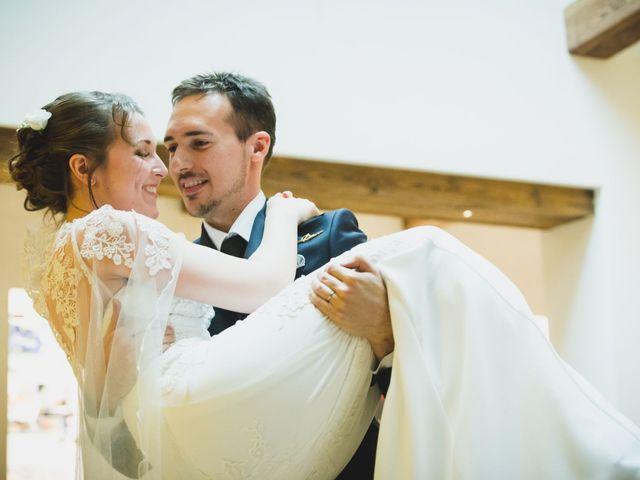 Il matrimonio di Simone e Gilda a Transacqua, Trento 27