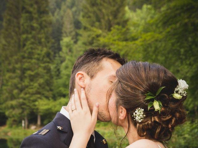 Il matrimonio di Simone e Gilda a Transacqua, Trento 31