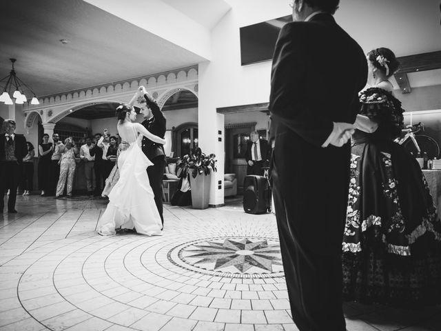 Il matrimonio di Simone e Gilda a Transacqua, Trento 37