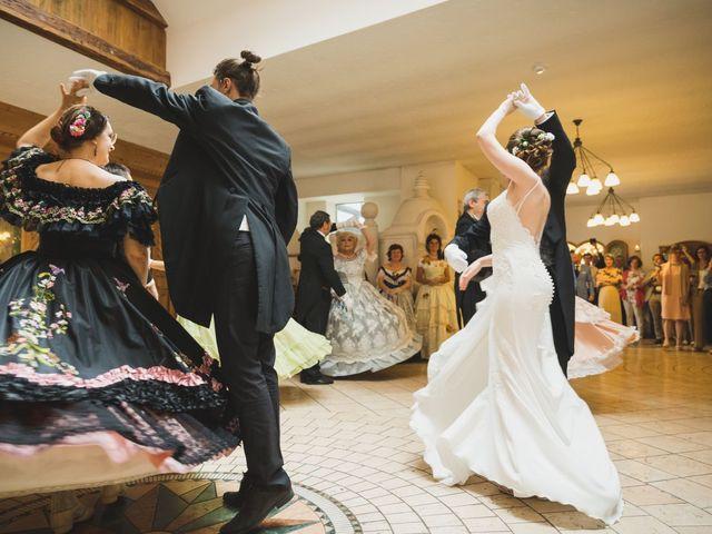 Il matrimonio di Simone e Gilda a Transacqua, Trento 38