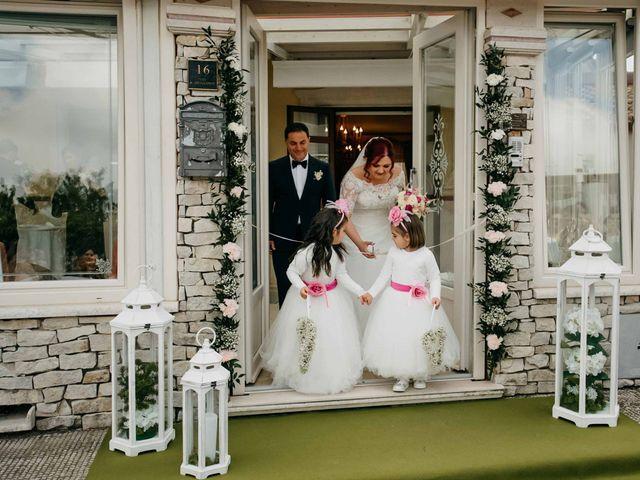 Il matrimonio di Vincenzo e Michela a Rignano Garganico, Foggia 22