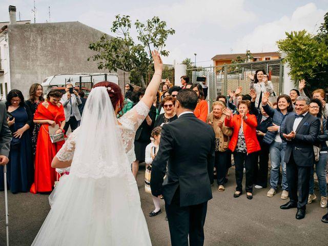 Il matrimonio di Vincenzo e Michela a Rignano Garganico, Foggia 23