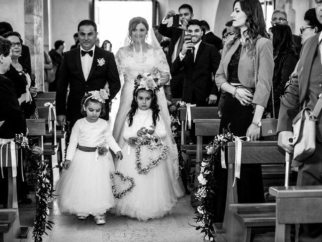Il matrimonio di Vincenzo e Michela a Rignano Garganico, Foggia 25