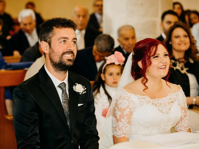 Il matrimonio di Vincenzo e Michela a Rignano Garganico, Foggia 27
