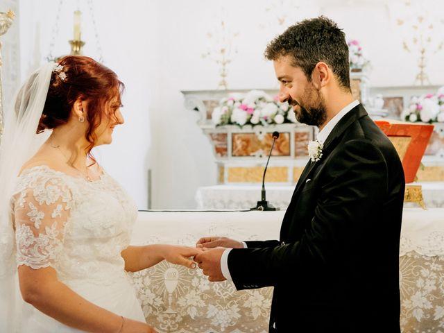 Il matrimonio di Vincenzo e Michela a Rignano Garganico, Foggia 28
