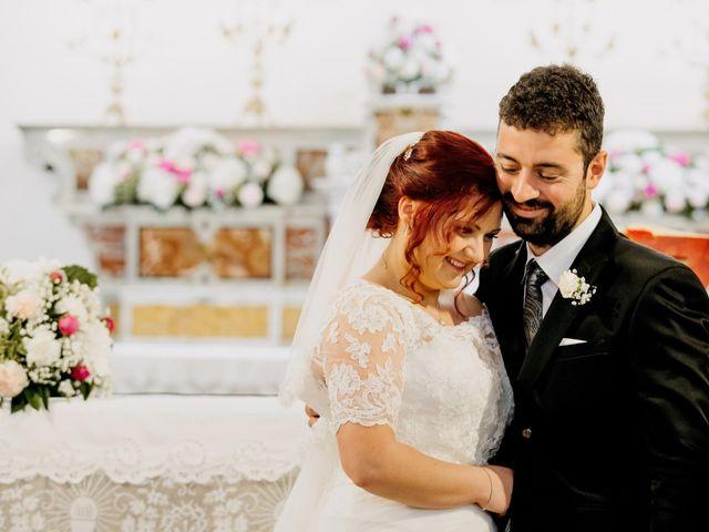 Il matrimonio di Vincenzo e Michela a Rignano Garganico, Foggia 29