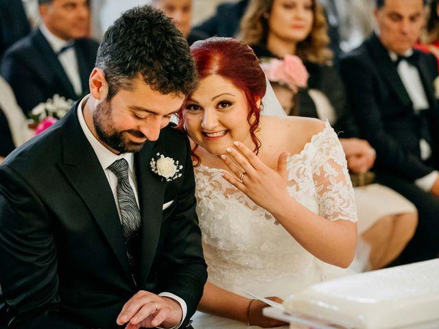 Il matrimonio di Vincenzo e Michela a Rignano Garganico, Foggia 30