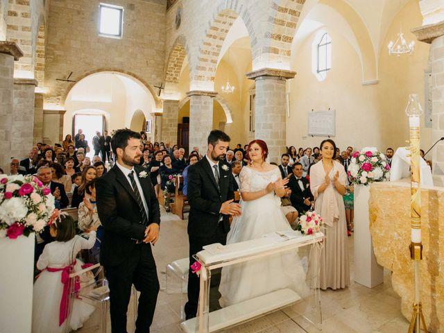 Il matrimonio di Vincenzo e Michela a Rignano Garganico, Foggia 31