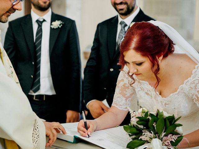 Il matrimonio di Vincenzo e Michela a Rignano Garganico, Foggia 32