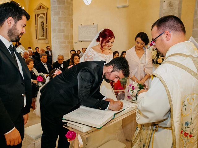Il matrimonio di Vincenzo e Michela a Rignano Garganico, Foggia 33