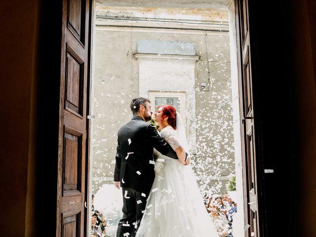 Il matrimonio di Vincenzo e Michela a Rignano Garganico, Foggia 35