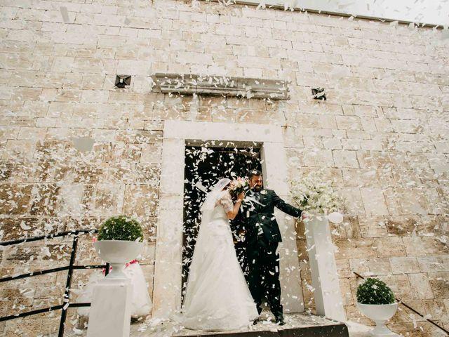 Il matrimonio di Vincenzo e Michela a Rignano Garganico, Foggia 36