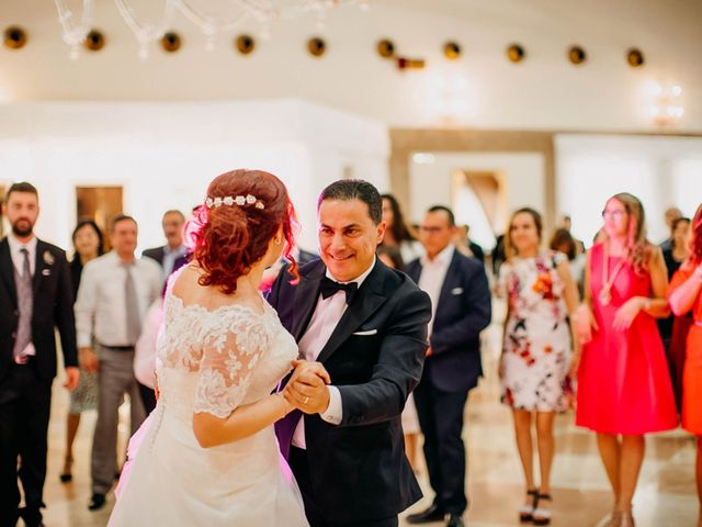 Il matrimonio di Vincenzo e Michela a Rignano Garganico, Foggia 49