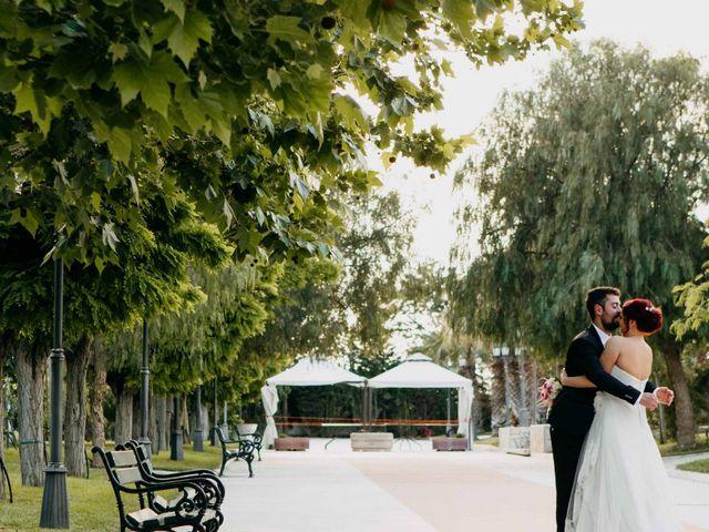 Il matrimonio di Vincenzo e Michela a Rignano Garganico, Foggia 54