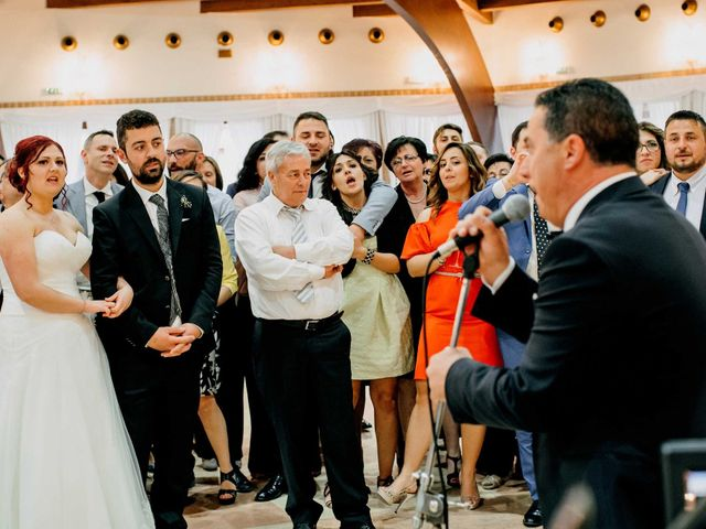 Il matrimonio di Vincenzo e Michela a Rignano Garganico, Foggia 62