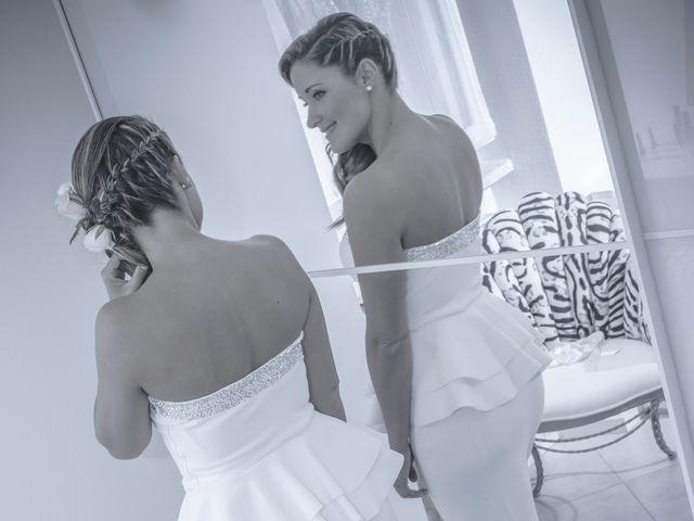 Il matrimonio di Nicola e Francesca a Lerici, La Spezia 5