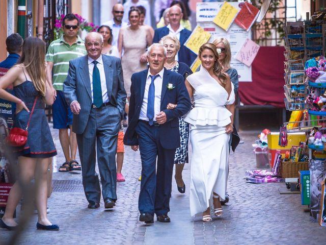 Il matrimonio di Nicola e Francesca a Lerici, La Spezia 1