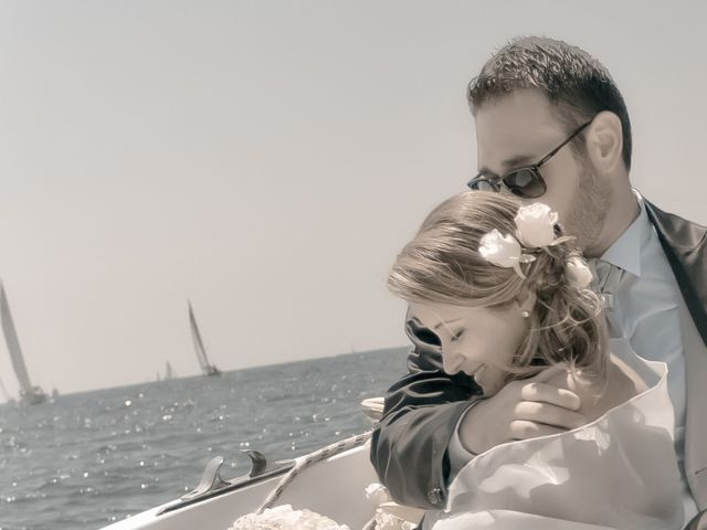 Il matrimonio di Nicola e Francesca a Lerici, La Spezia 12