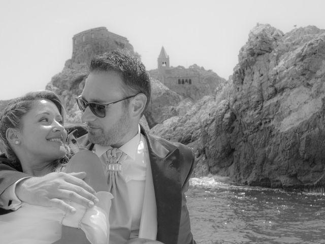 Il matrimonio di Nicola e Francesca a Lerici, La Spezia 13