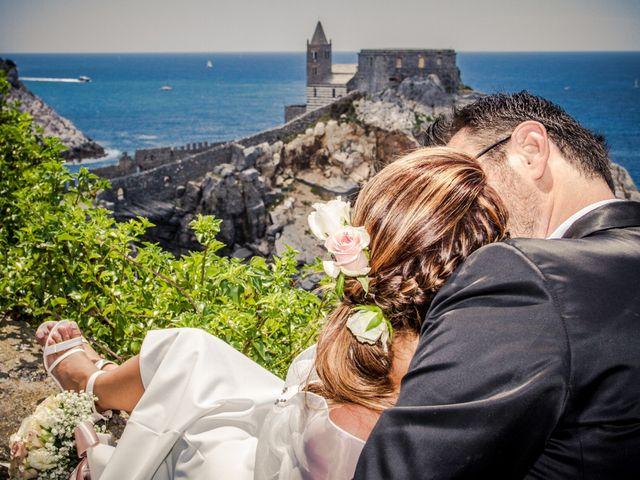 Il matrimonio di Nicola e Francesca a Lerici, La Spezia 17