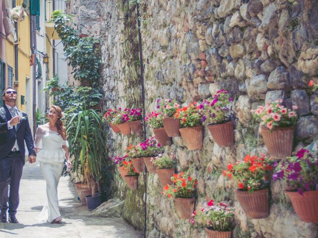 Il matrimonio di Nicola e Francesca a Lerici, La Spezia 22