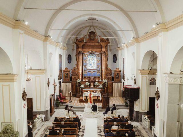 Il matrimonio di Alessandro e Francesca a Alassio, Savona 46