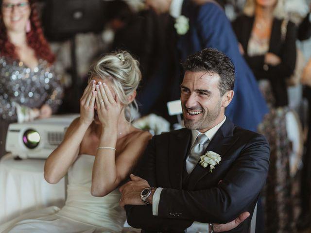 Il matrimonio di Alessandro e Francesca a Alassio, Savona 89