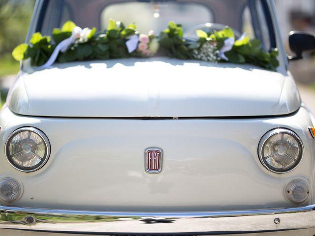 Il matrimonio di Matteo e Giulia a Levico Terme, Trento 6