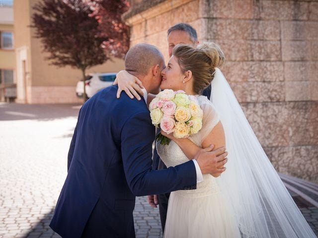 Il matrimonio di Matteo e Giulia a Levico Terme, Trento 14