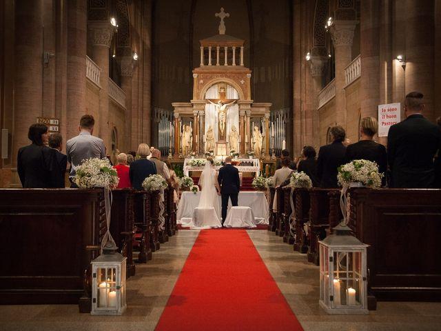 Il matrimonio di Matteo e Giulia a Levico Terme, Trento 15
