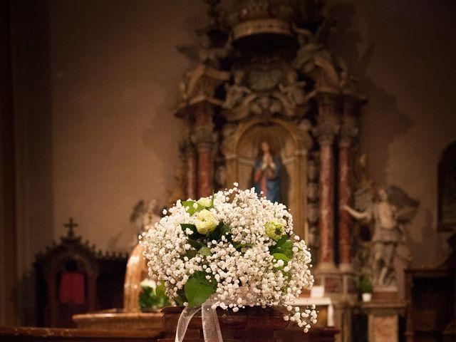 Il matrimonio di Matteo e Giulia a Levico Terme, Trento 16